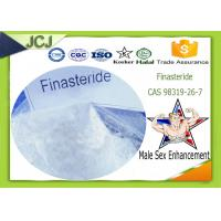 Buy cheap Purity 99% Male Steroid Hormones Finasteride White Powder CAS 98319-26-7 product