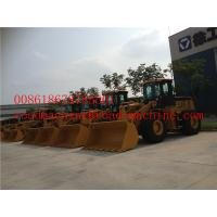 Buy cheap Yellow High Carbon Steel Small Wheel Loader Dumping Height 3100mm from wholesalers