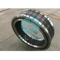 Buy cheap Round Shape Feed Mill Parts Carbon Steel Material All Kinds Of Pellet Machine Support product