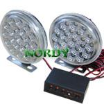 Buy cheap LED Fire Emergency Strobe Warning Tow Truck Lights AMBER Emergency 2 FLASHING MODE product