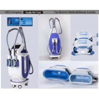 Buy cheap Super two handpiece Slim Cryotherapy Cryo Cryolipolysis Body Slimming Machine from wholesalers
