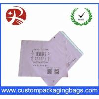 China Custom Printed plastic mailing bags Die Cut Handle 60-150 microns Thickness on sale