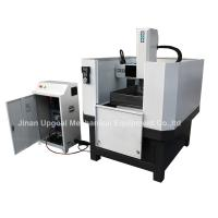 Quality Heavy UG-6060 Mold CNC Milling Engraving Machine with Hybrid Servo Motor/Auto Lubrication for sale