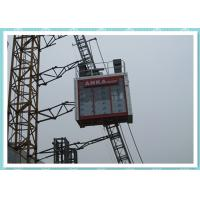 Rack And Pinion Construction Material Hoist Lifting Equipment