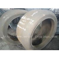Buy cheap Stainless Steel Forged Steel Products Hot Rolled ID Indent Forged Ring Proof Machined product