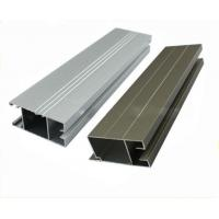 Buy cheap Kitchen Cabinet Aluminium Profile , Powder Coated Extruded Aluminum Profiles product