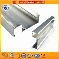 Buy cheap Machinable Anodized Aluminum Profiles , Oval Aluminium Tower Scaffold from wholesalers