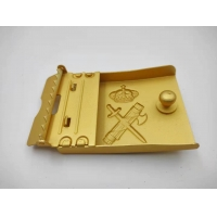 Buy cheap Belt Buckle With Customized Pattern Army Belt Buckles Military Necessary Die Cast product