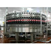 Buy cheap Soft Drink / Soda Water Carbonated Drink Production Line Stainless Steel product