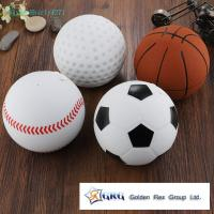 Buy cheap Creative basketball wireless mini Bluetooth speaker spherical football from wholesalers