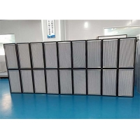 Buy cheap Galvanized Steel Frame HEPA Filter With Aluminum Foil Separator from wholesalers
