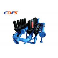 Buy cheap 2 - 10 Bar PLC Control Automatic Disc Filter For Irrigation System Equipment product
