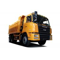 Buy cheap HVYA Front Lifting Heavy Duty Dump Tipper Truck ZF Tech Transmission product