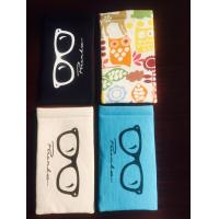 Buy cheap Custom Handmade Soft Glasses Case , Reading Glasses Soft Case Candy Colors product