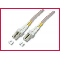 Buy cheap Data Processing Networks Fiber Optic Patch Cables With Custom Configurations from wholesalers