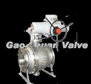 Buy cheap Q947F regular type electronic ball valve product