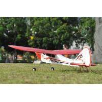 Buy cheap 2.4Ghz 4 channel Transmitter 2.4Ghz 4ch Mini Piper J3 Cub adio controlled planes for beginners  product