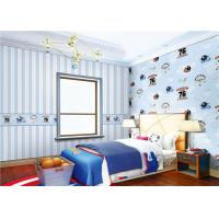 Buy cheap Waterproof Cute Bedroom Wallpaper Non - Pasted For Boy , Eco Friendly product