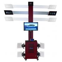 Buy cheap Automatic Tracking 3excel Wheel Aligner , 3D Car 4 Wheel Alignment With Global Vehicle Database product