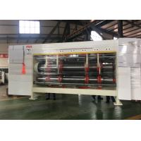 Automatic Adjust Rotary Slotter Machine For Corrugated