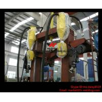 Buy cheap T / I / H Beam Welding Line With Automatic Flux Recycling System Assembly and Straightening product