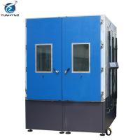 China Lab Equipments Environmental simulation IEC60529 standard  ip1x~ ip6x  sand dust resistance tester room on sale