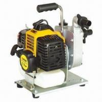 Buy cheap Gas Water Pump with Displacement of 33cc and 7m Maximum Suction product