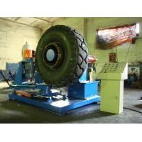 Buy cheap waste tyre retreading machinery&tire repair machine--used tyre recycling machine product