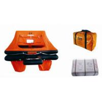 Buy cheap Throw Over Emergency Inflatable Life Raft Rubber Survival Products Life Rafts product