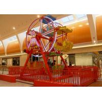 Buy cheap Miniature Amusement Park Ferris Wheel With Vibrant Colors Decoration product