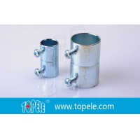 Buy cheap Screw Coupling Steel 1/2'' EMT Conduit And Fittings product