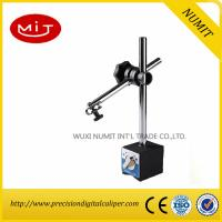 Buy cheap Black Forced Locking Type Mechanical Magnetic Base Stand / Dial Indicator Magetic Base product