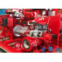 Buy cheap High Precision Centrifugal Fire Pump 358 Feet With 237.7kw Max Shaft Power product