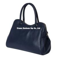 2015 new trendy genuine cow leather women bag wb