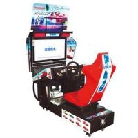Buy cheap 32 LCD Outrun Car Racing Arcade Game Machines , 220V Pub Arcade Machines product