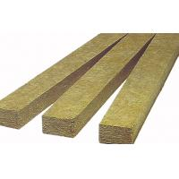 Buy cheap Mineral Rockwool Fire Insulation , Rockwool Party Wall Batts Fire Seal product
