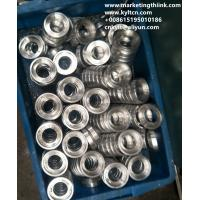 China precision metal NC turned part by aluminum alloy on sale