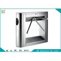 Door Access Waist Height Turnstiles Security  Electric Tripod Turnstiles