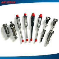 Buy cheap DLLA150P1827 DLLA150P1298 common rail nozzle in testing system product