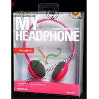 Buy cheap Customized Design PET Plastic Clamshell Packaging Boxes For Headphone Electronics from wholesalers