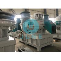 Buy cheap Corn Fuel Ring Die Pellet Machine Electric Automatic Lubrication 3 Ton Per Hour product