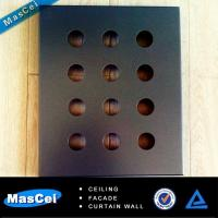 Buy cheap Aluminum Perforated Panels and Interlocking Ceiling Tiles product