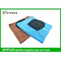 Buy cheap Super Absorbent Dog Drying Towel Microfiber Material Multi - Functional   product