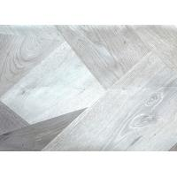 Buy cheap Parquet light greyish printed vinyl film for floor printed layer one year from wholesalers
