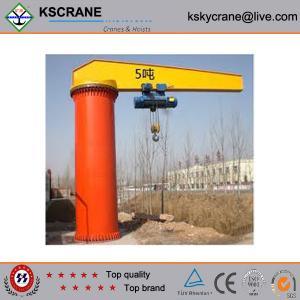 Heavy Duty Stand Jib Crane For Workshop