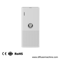 Buy cheap 120ml Spray Air Freshener Diffuser Scent Air Diffuser Machine For Home Office Hotel product