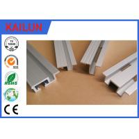 Buy cheap Aluminium Extrusion  Elevator Door Sill Lift Landing Door Parts 55 * 25 mm Size OEM product