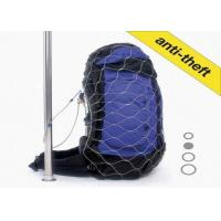 Buy cheap Stainless Steel Rope Wire Anti Theft Mesh Luggage Security Bags Protector product
