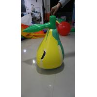 Buy cheap 3ft Inflatable Pear Fruit Shaped Balloons With Screen Printing EN71 ASTM product