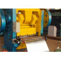 Buy cheap Steel Iron Aluminum Sheet Metal Perforating Machine With Hydraulic Overload Protecting Device from wholesalers